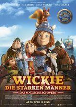 Plakat filmu Wiking i magiczny miecz