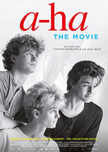 Movie poster A-HA
