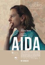 Movie poster Aida